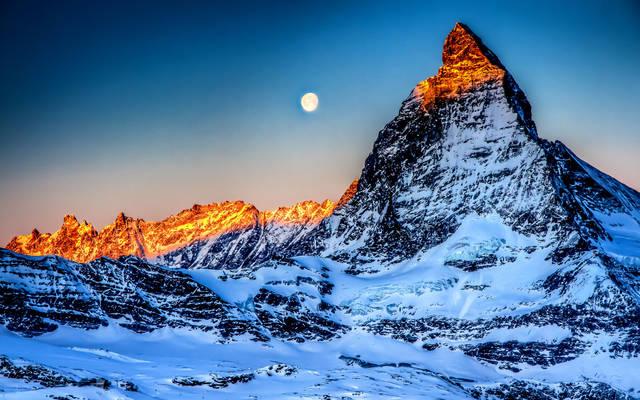 Фото гор самые красивые