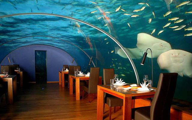 летнее кафе подводные камни новогоднее блюдо, которое