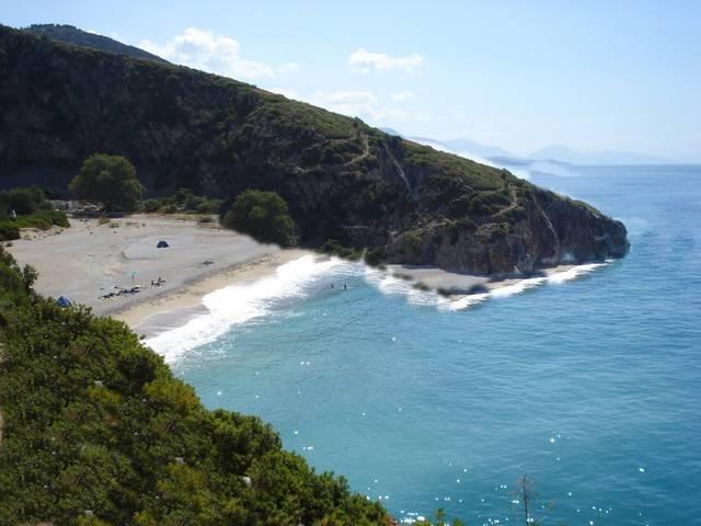 Морской отдых в Албании