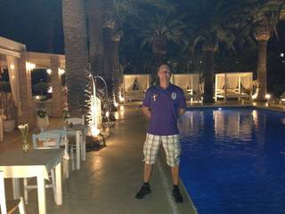 отель Drossia Palms 3*