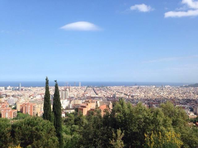В Барселону на майские праздники  Рассказы о Барселоне