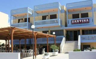 отель Zantina 2*