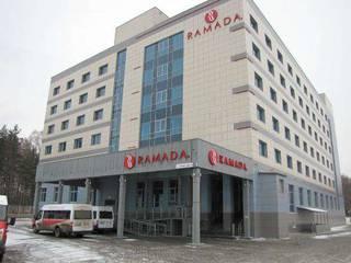 отель Ramada Moscow Domodedovo 4*
