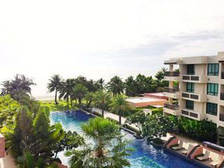 отель Marrakesh Hua Hin Resort & Spa 4*