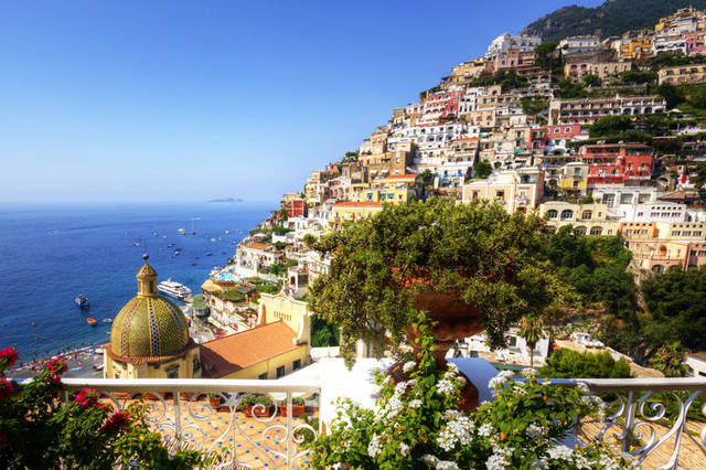 Самое теплое место италии в мае