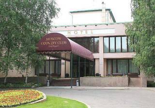 отель Le Meridien Moscow Country Club 5*