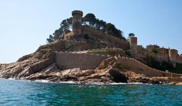 Castelli Vercelli e fortezze di Girona