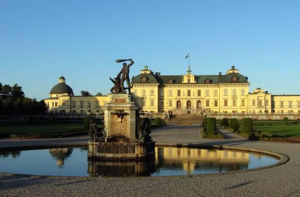 Семейный отпуск в Стокгольме в августе.  Рассказы о Стокгольме