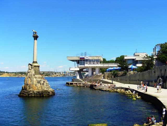 Неделя весны в Севастополе  Рассказы о Севастополе