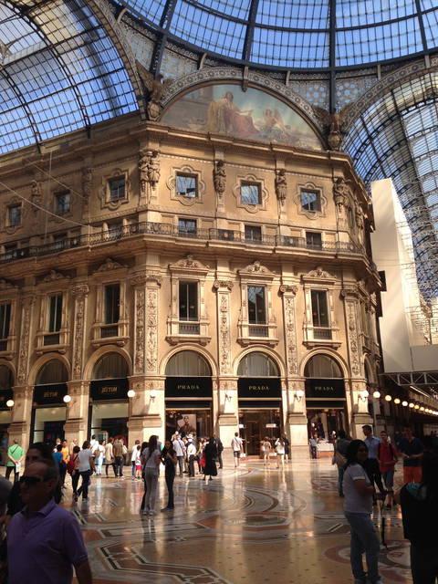 Июльский отдых в Милане  Рассказы о Милане