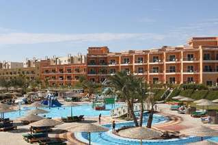 отель The Three Corners Sunny Beach Resort 4*
