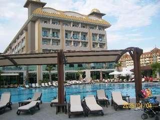 отель Aydinbey Kings Palace 5*