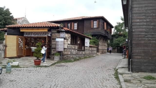 Размеренный семейный отдых в Созополе в сентябре  Рассказы о Созополе