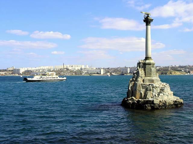 Отдых в сомом лучшем городе на Черном море  Рассказы о Севастополе