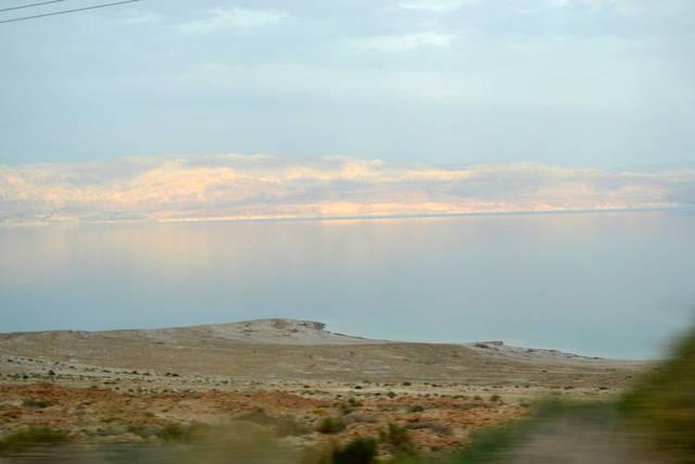 Незабываемый отдых на Мертвом море  Рассказы об Израиле