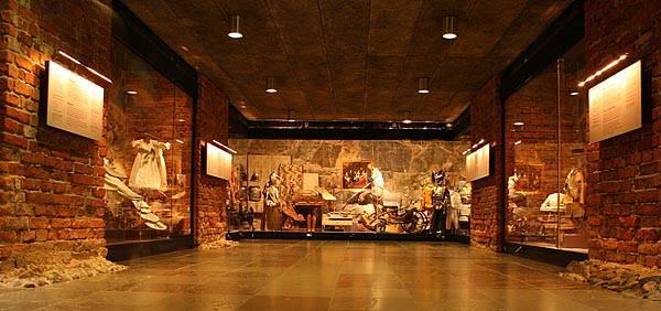 Где находиться музей боуи стокгольм