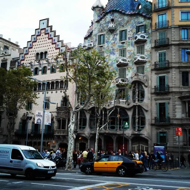 Свадебное путешествие в Барселону в сентябре 2016 года  Рассказы о Барселоне