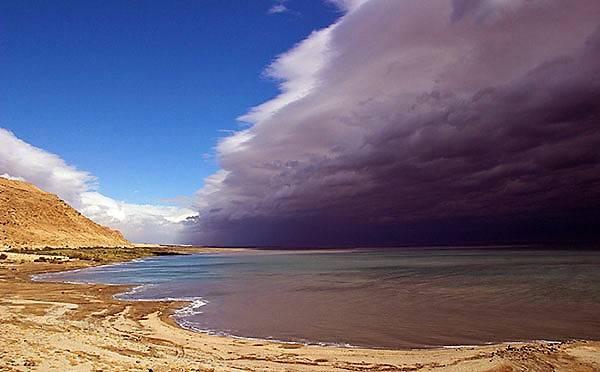 Шикарное спа на Мертвом море  Рассказы о Мертвом море