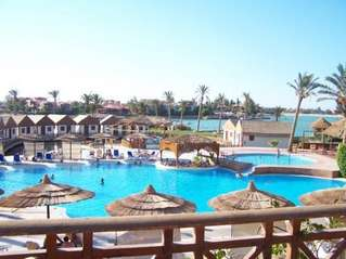 отель Panorama Bungalows Resort El Gouna 4*