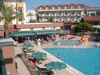 отель Seher Sun Beach 4*