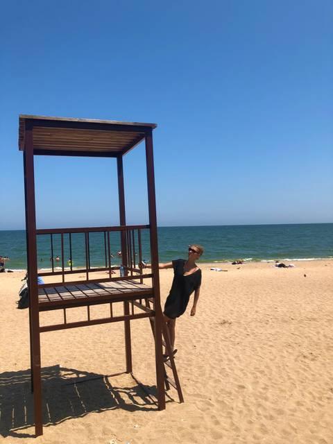 Наши приключения на Каспийском море в Избербаше, Дербенте и Махачкале