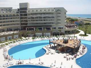 отель Amelia Beach Resort Hotel & Spa 5*