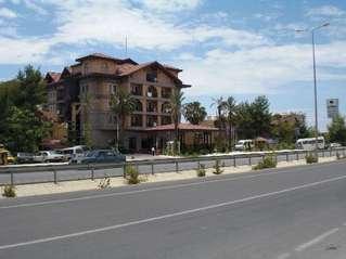 отель Barbaross Pasha's Beach Club hv-1