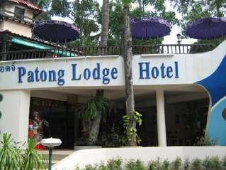отель Patong Lodge 3*