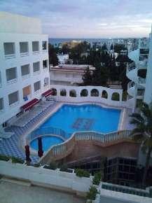 отель Vincci El Kantaoui Center 4*