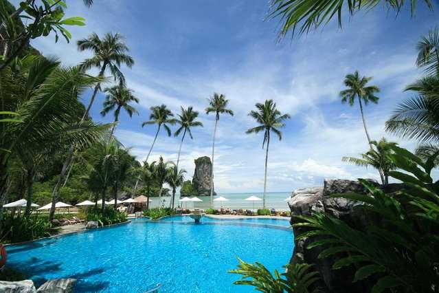 Отдых на островах Пхи-Пхи, Таиланд