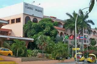 отель Mercure Cuatro Palmas 3*