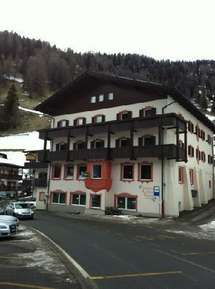отель Alpino Plan hotel Selva Gardena 3*