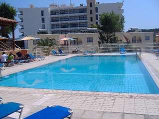 отель Melissi Beach 4*