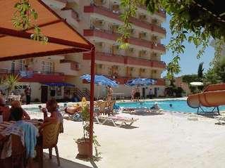 отель Sunside Beach 3*
