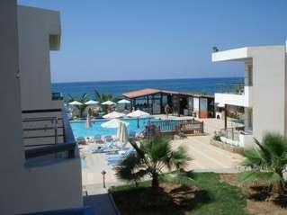 отель Krini Beach 4*