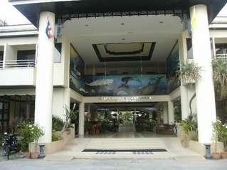 отель Karon Whale Resort 3*