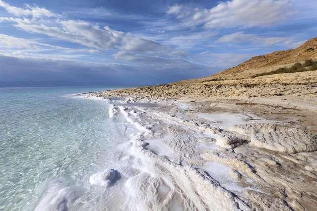 Отдых на Мертвом море, Израиль