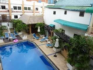 отель Rattana Beach Hotel 3*