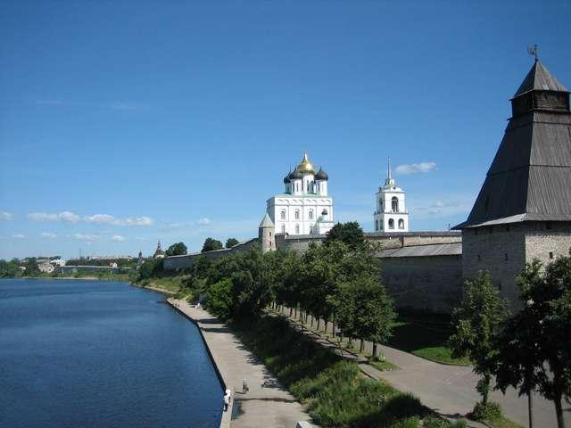 Псковский Кремль, Псков, Россия