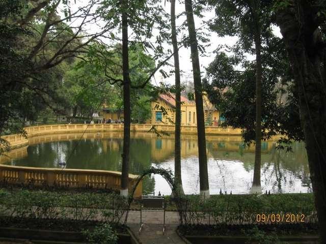 Резиденция Хо Ши Мина