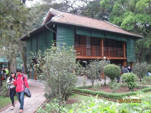 Дом Хо Ши Мина