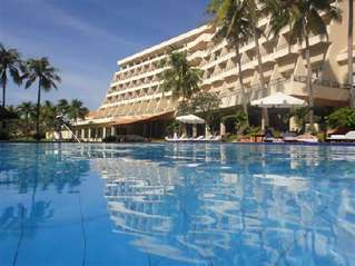 отель DuParc Phan Thiet Ocean Dunes & Golf Resort 4*