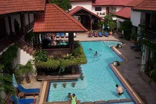 отель Ramada Phuket South Sea 4*