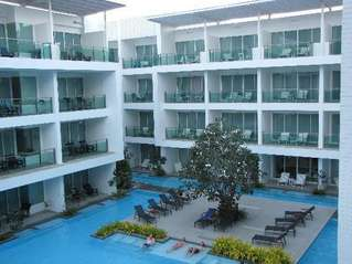 отель Old Phuket 3*