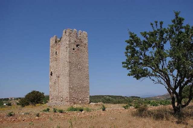 Сигнальная башня Бравроны