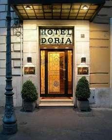 отель Doria 3*
