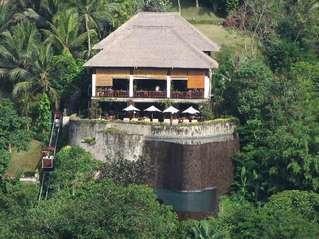 отель Ubud Hanging Gardens 4*