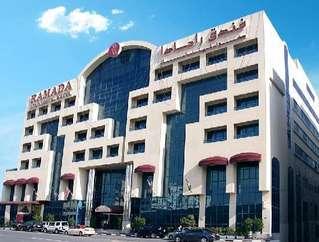 отель Ramada Continental Dubai 4*