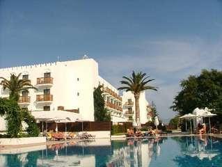 отель Oceanis Beach & Spa Resort 4*