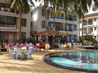 отель Alor Grande Holiday Resort Candolim 2*